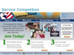 service competition