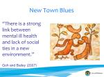 new town blues
