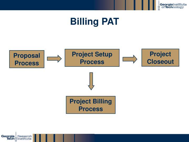 billing process
