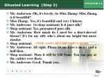 situated learning step 31