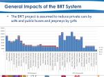 general impacts of the brt system1