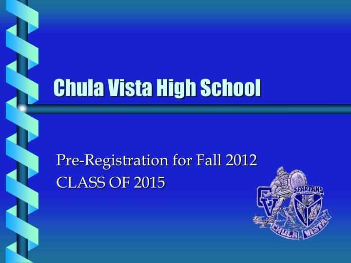 chula vista high school n.
