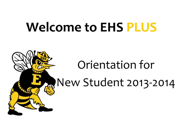 welcome to ehs plus n.