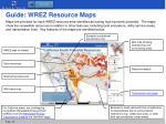 guide wrez resource maps