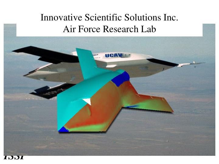 innovative scientific solutions inc air force research lab n.