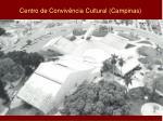 centro de conviv ncia cultural campinas