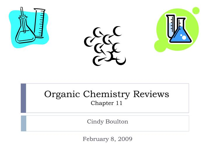 organic chemistry reviews chapter 11 n.