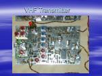 vhf transmitter