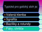 typick pro gotick sloh je1
