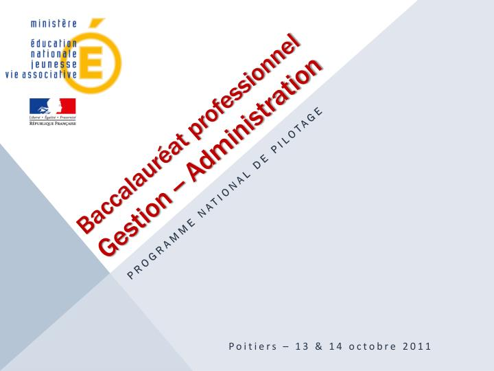 baccalaur at professionnel gestion administration n.
