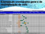 exemplo de cronograma geral e de recomposi o do solo3