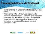 responsabilidade da codevasf1