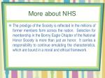 more about nhs1