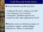 cold war and south africa12