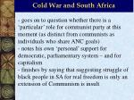 cold war and south africa14