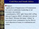 cold war and south africa16