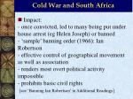 cold war and south africa17