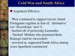 cold war and south africa2