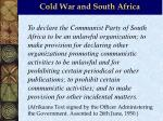 cold war and south africa5
