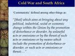 cold war and south africa6