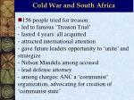 cold war and south africa9