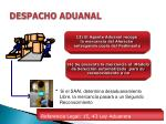 despacho aduanal1