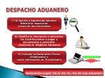 despacho aduanero3