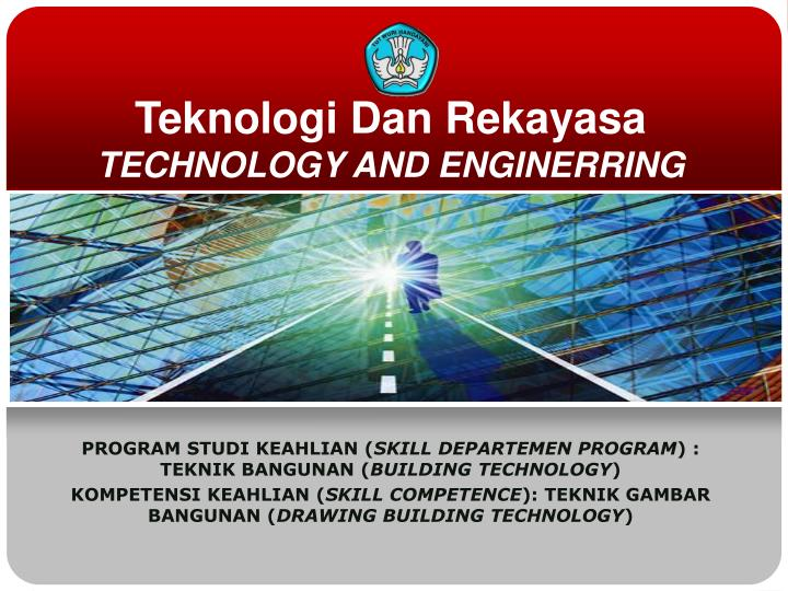 teknologi dan rekayasa technology and enginerring n.