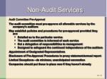 non audit services1