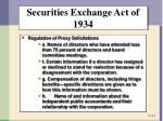 securities exchange act of 19345