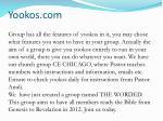 yookos com4
