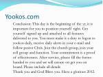 yookos com5
