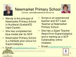 newmarket primary school contact admin@newmarket school nz
