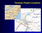 tarrtown project locations