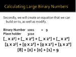 calculating large binary numbers1