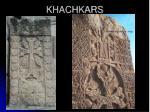 khachkars