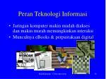 peran teknologi informasi2