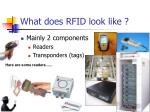 what does rfid look like
