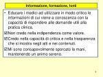 informazione formazione fonti2
