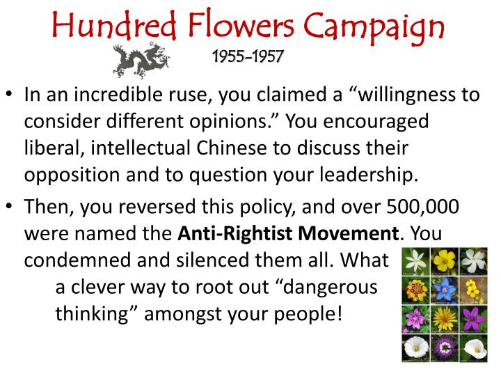 Hundred Flowers Campaign