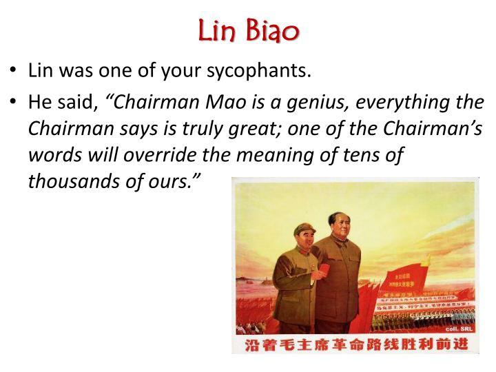 Lin Biao