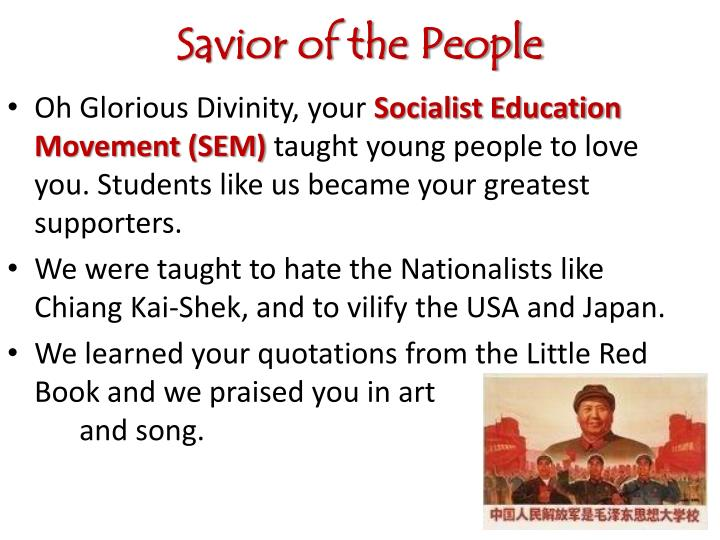 Savior of the People