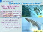 how can we save our oceans4