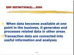 erp definition s 20001