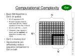 computational complexity1