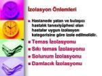 zolasyon nlemleri1