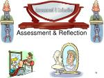 assessment reflection