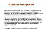 il disease management9