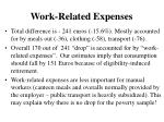 work related expenses2