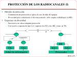 protecci n de los radiocanales i